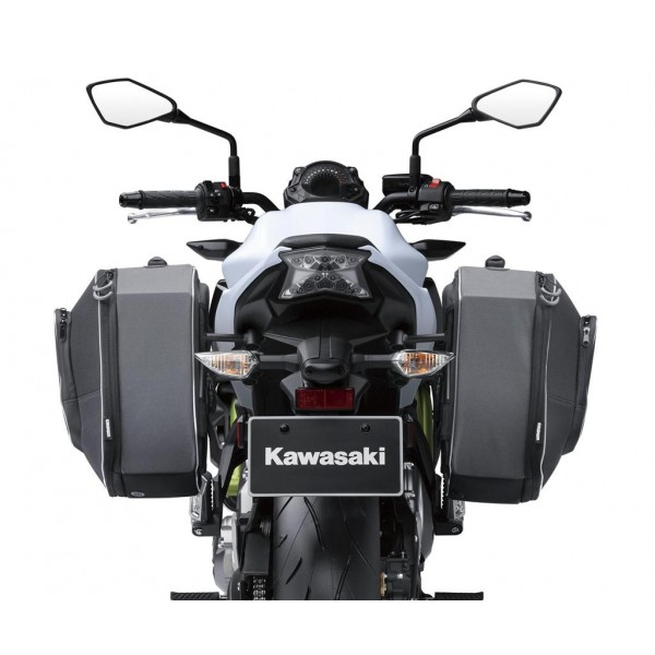 Kawasaki Ninja 650 Pannier Brackets