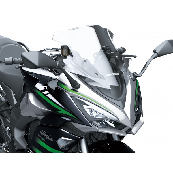 Kawasaki Ninja 1000 SX windshield Large Smoke