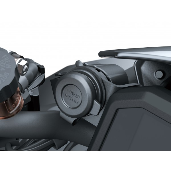 Kawasaki Z H2 12V Outlet (DC socket)