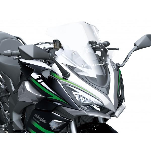 Kawasaki Ninja 1000 SX windshield Large Clear
