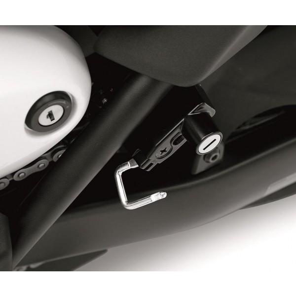 Kawasaki Vulcan S Helmet Lock