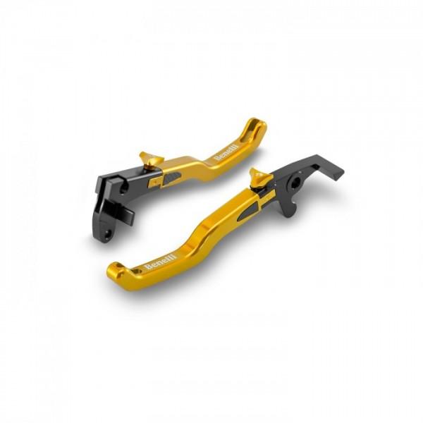 Benelli TNT 125 Adjustable brake/clutch lever set