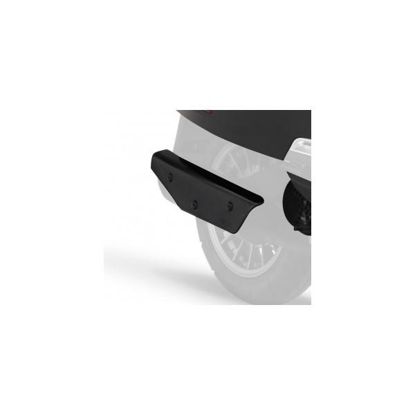 Lambretta Carbon Exhaust Protector