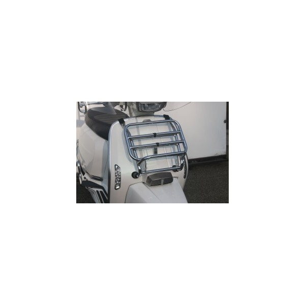 Lambretta Front Foldable Rack Chrome
