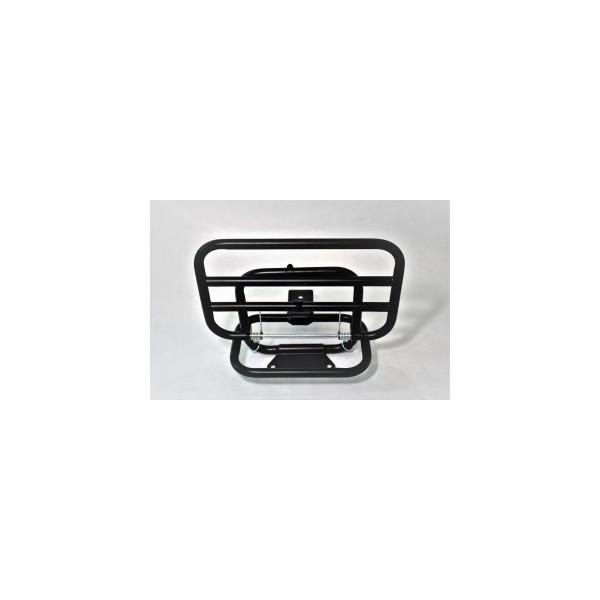 Rear Foldable Rack Matt Black