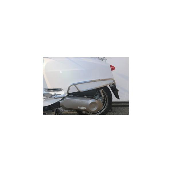 Lambretta Side Protection Chrome