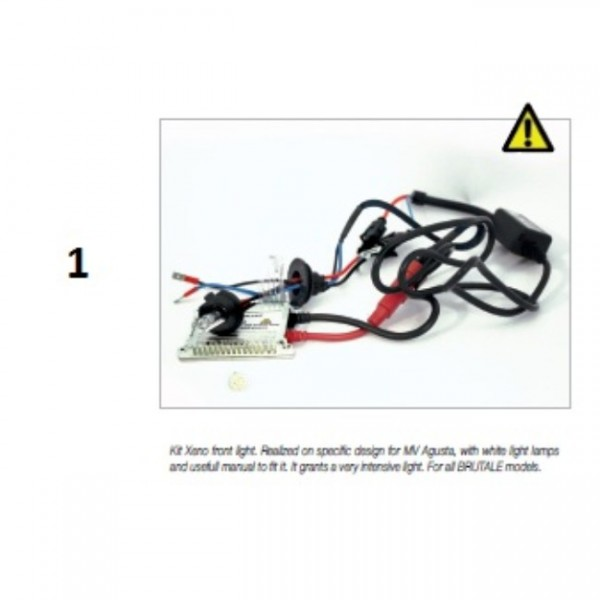 Xeno light kit B4