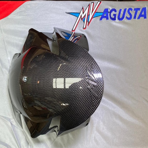 Mv Agusta Carbon Front Fender For Brutale And F4