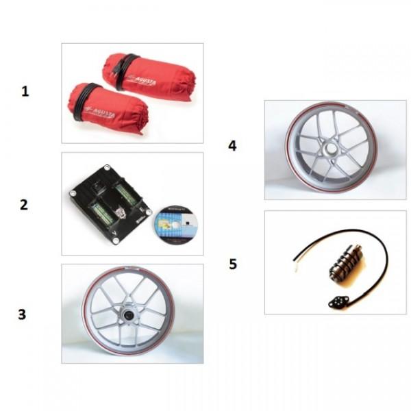 Reverse gearbox Kit F4 Y10