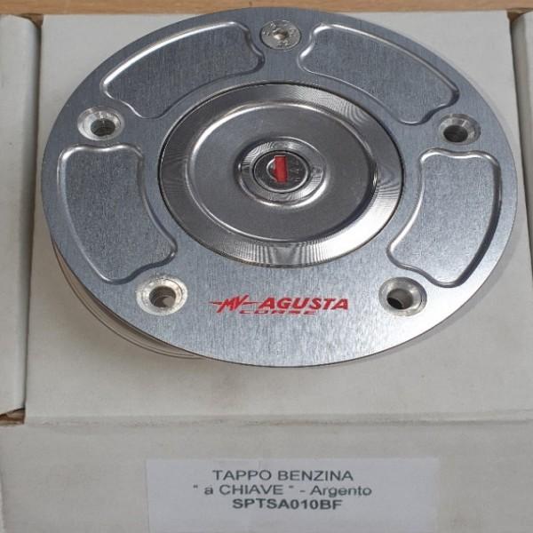 MV Agusta Fuel Tank Cap With Key F4/B4