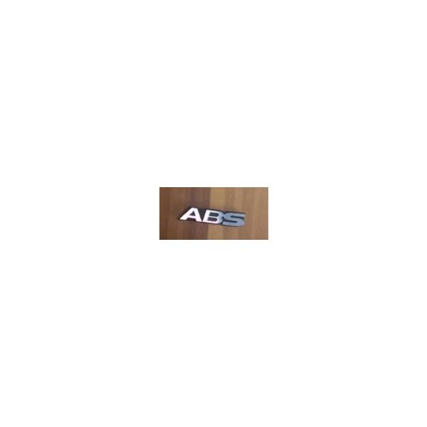 ABS stiker(metal)