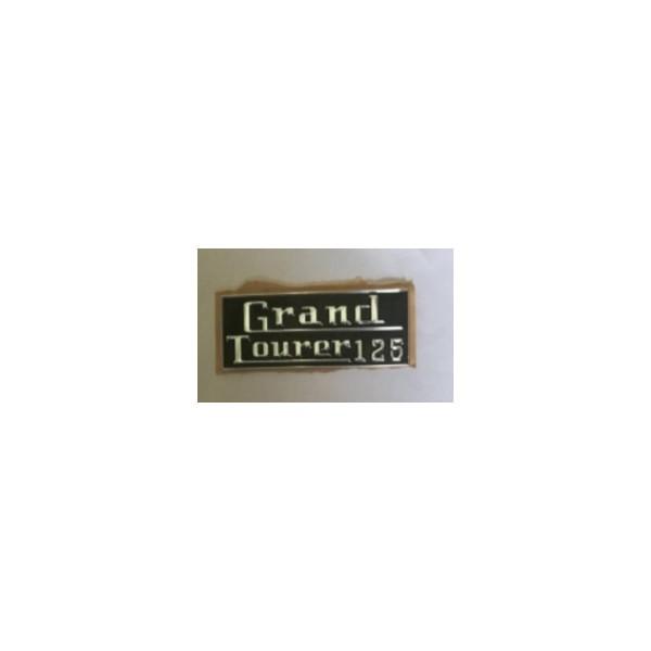 Grand Tourer125 sticker(soft plastic)