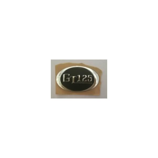 small GT125 sticker(soft plastic)