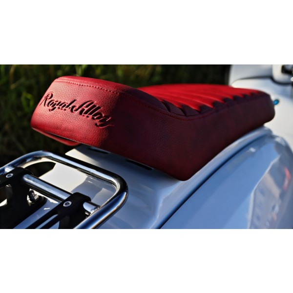 Royal Alloy GP Single Seat Conversion Red