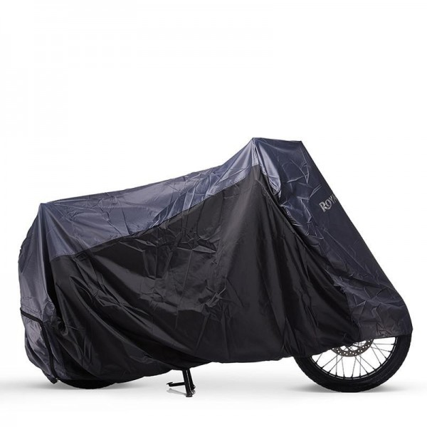 Water Resistant Bike Cover Black