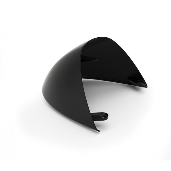 Single Seat Cowl Black Magic