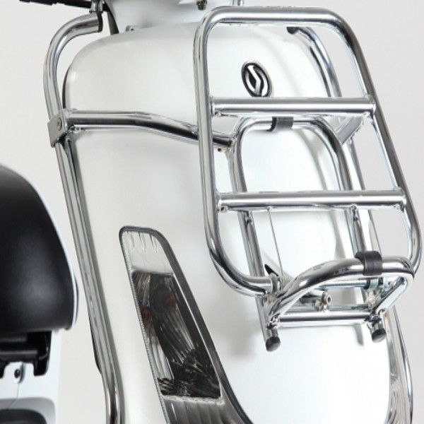 Sym Fiddle II 50 And 125 Front Carrier