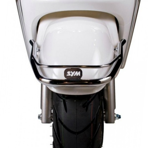 Sym Fiddle III 50 And 125 Front Fender Trim Chrome