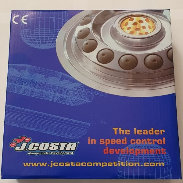 Front Half Pulley with Starter Gear JCOSTA
