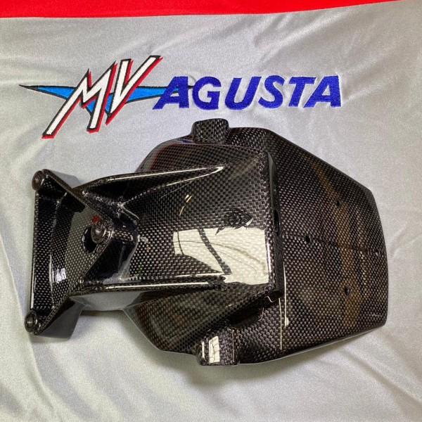 MV Agusta Brutale Carbon Rear Fender Gloss