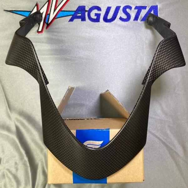 MV Agusta Carbon Front Fender Spoiler Matt Finish F4/B4