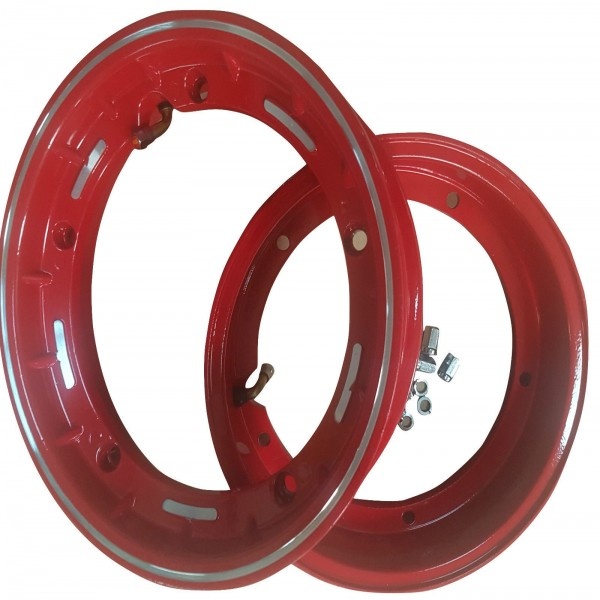 LML 10 INCH TUBELESS RIMS X 2 also fits Vespa (Pair)