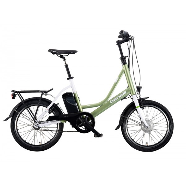 Benelli  eBike City Link Compact Olive