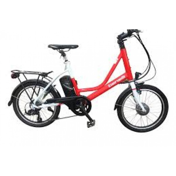 Benelli  eBike City Link Compact Red