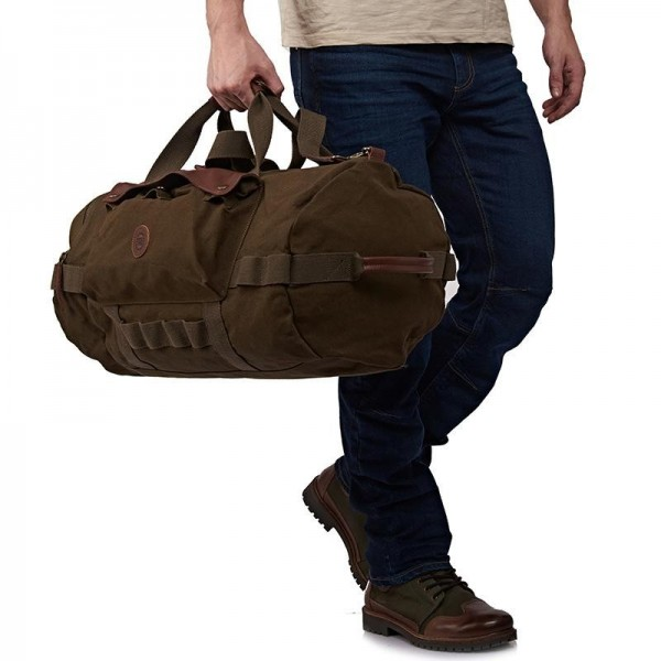 Royal Enfield Flying Flea Duffle Bag Olive
