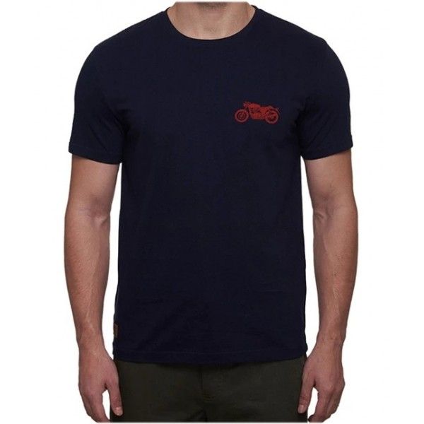 Royal Enfield GT 650 T-Shirt Navy (NEW)