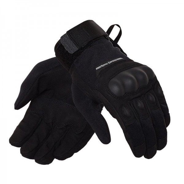 Royal Enfield Military Glove Black