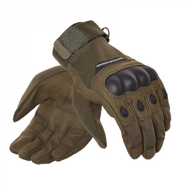 Royal Enfield Military Glove Olive