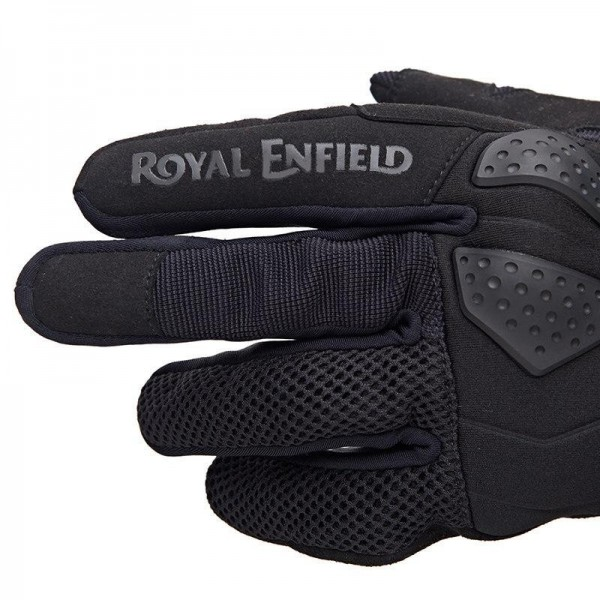 Royal Enfield Trailblazer Glove Black
