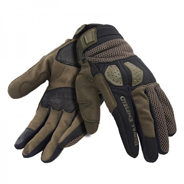 Royal Enfield Trailblazer Glove Olive