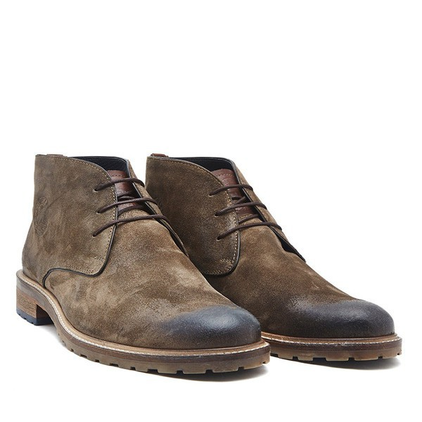Royal Enfield Lowlander Classic Boot Desert