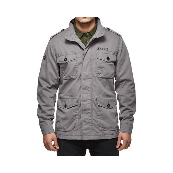 Royal Enfield M-WD/D248 Field Jacket Grey