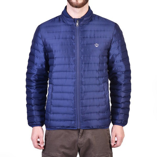 Royal Enfield K2 Down Jacket Blue