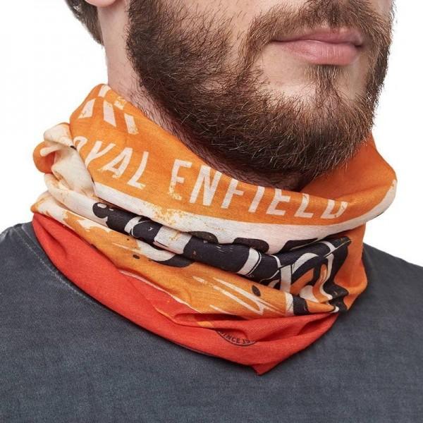 Royal Enfield Explorers Tales Headgear Orange