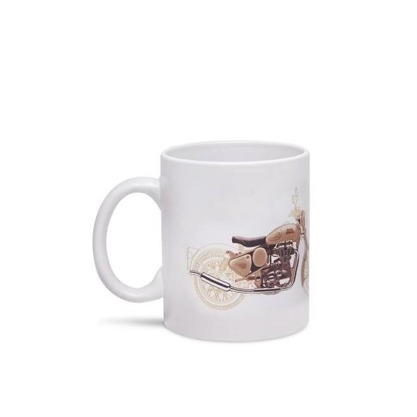 Royal Enfield Desert Storm Ceramic Mug