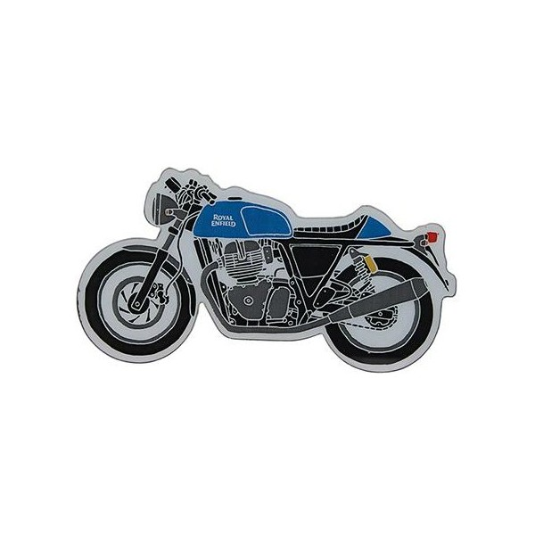 Royal Enfield GT 650 Fridge Magnet