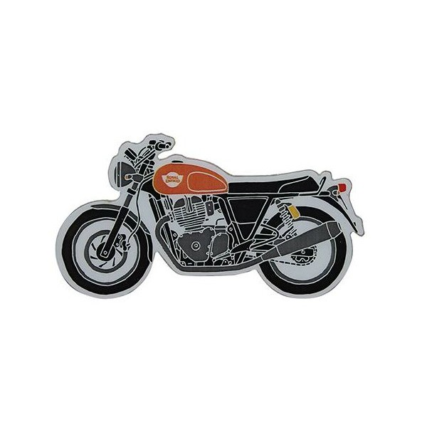 Royal Enfield Interceptor Fridge Magnet