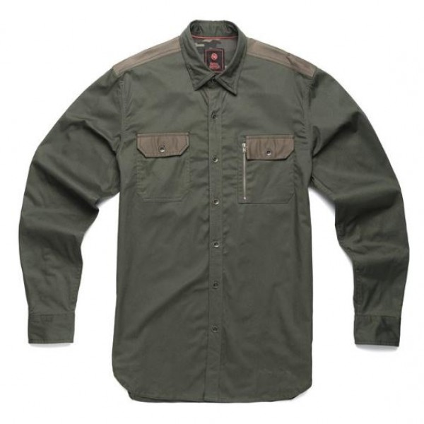 Royal Enfield Jersey Shirt Khaki (NEW)