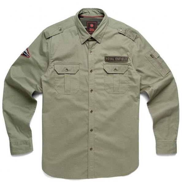 Royal Enfield Jersey Shirt Grey