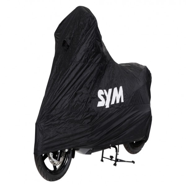 Sym Waterproof Large Cover Black