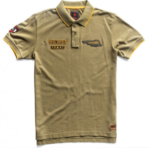 Royal Enfield Insignia Polo Shirt (NEW)