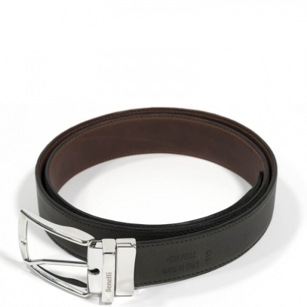 "Benelli Leather belt double face ""Limited Edition"""
