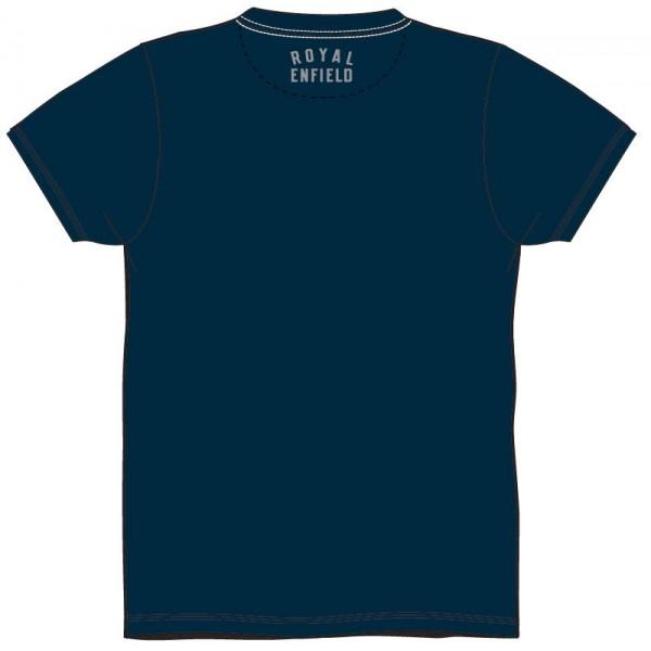 Royal Enfield Ride Pure T-Shirt Navy (NEW)