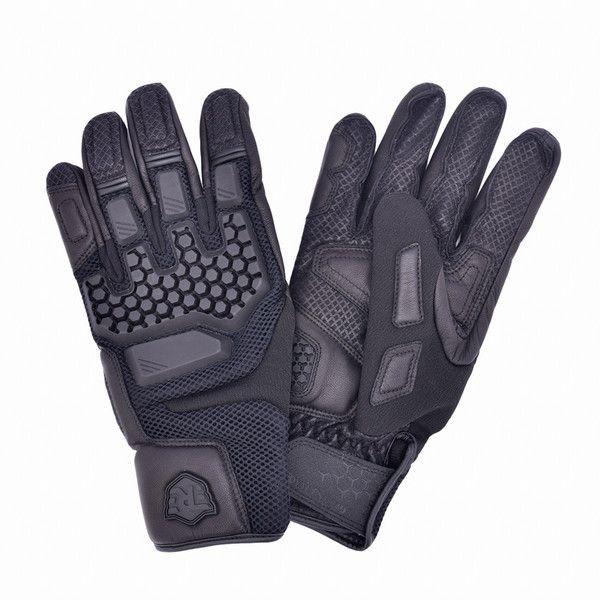 Royal Enfield Darcha Warm Weather Glove Black (By Revit)