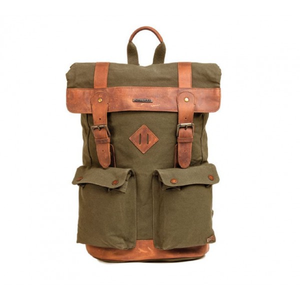 Royal Enfield Classic Back Pack Olive