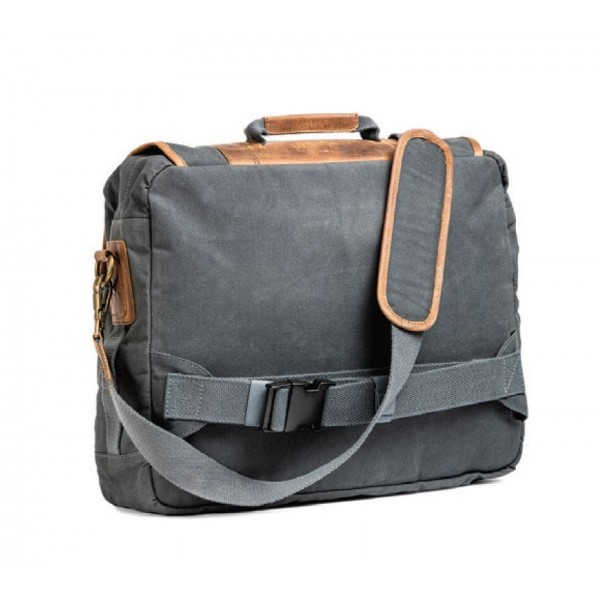 Royal Enfield Classic Messenger Bag Grey